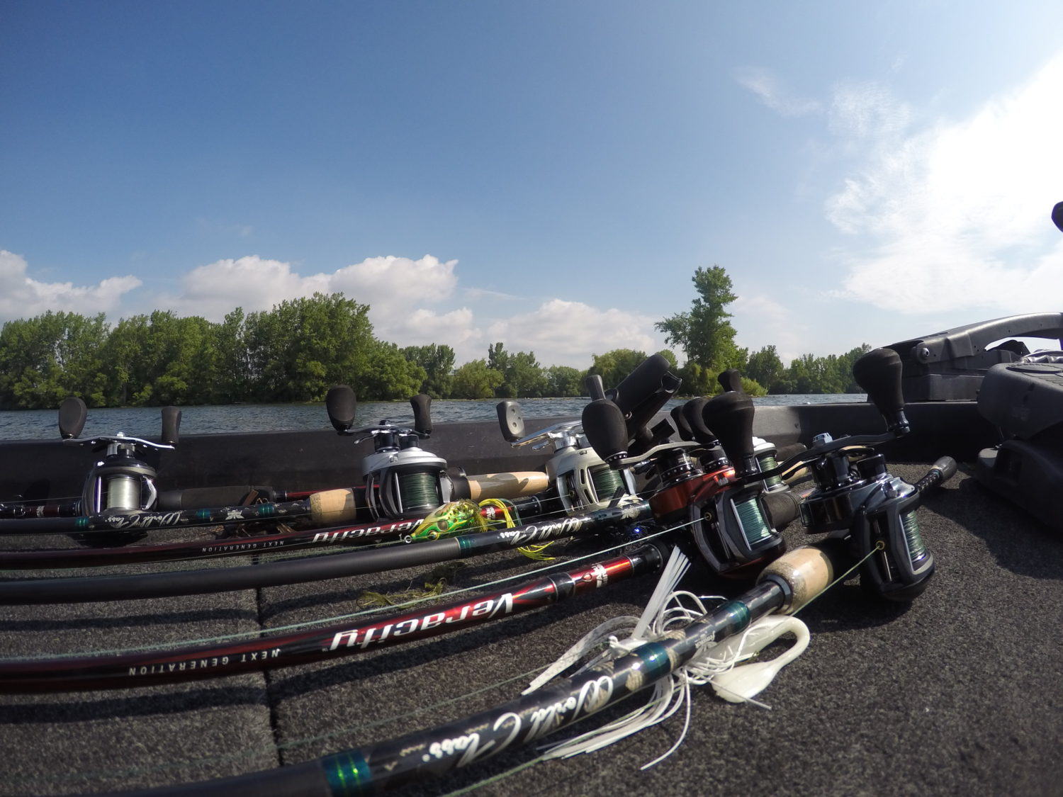 Some videos from our latest fishing ADVENTURE on the Bay of Quinte